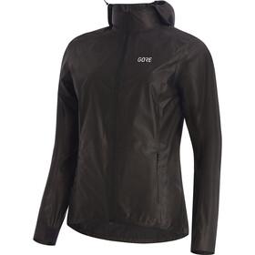 GORE WEAR R7 Gore-Tex Shakedry Chaqueta con capucha Mujer, black